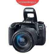 خرید دوربین های کانن با گارانتی اصلی