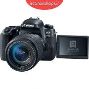 خرید دوربین های کانن با گارانتی اصلی (۳)