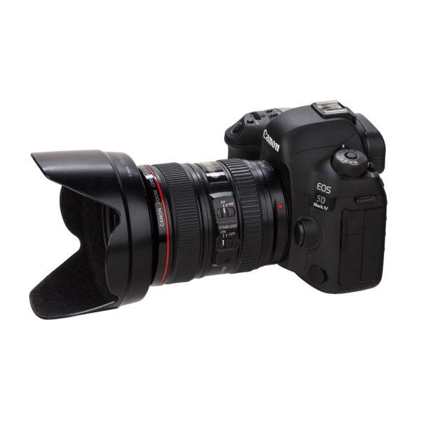 خرید فروش دوربین های کانن با گارانتی شرکت پارس الرمس