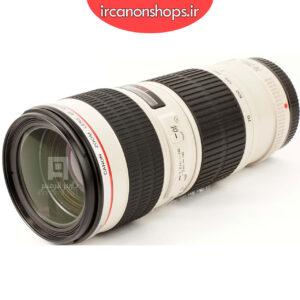 فروش لنز دوربین عکاسی کانن با گارانتی اصلی