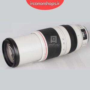 لنز دوربین کانن با گارانتی معتبر