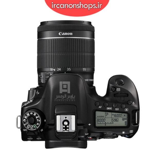 دوربین های کانن با گارانتی پارس الرمس