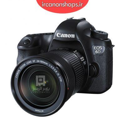 دوربین کانن مدل EOS 6D(24-105) IS STM