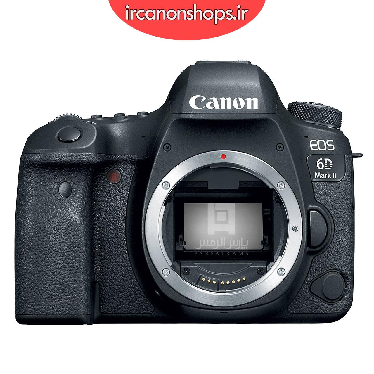 دوربین کانن مدل Canon EOS 6DM2-BODY