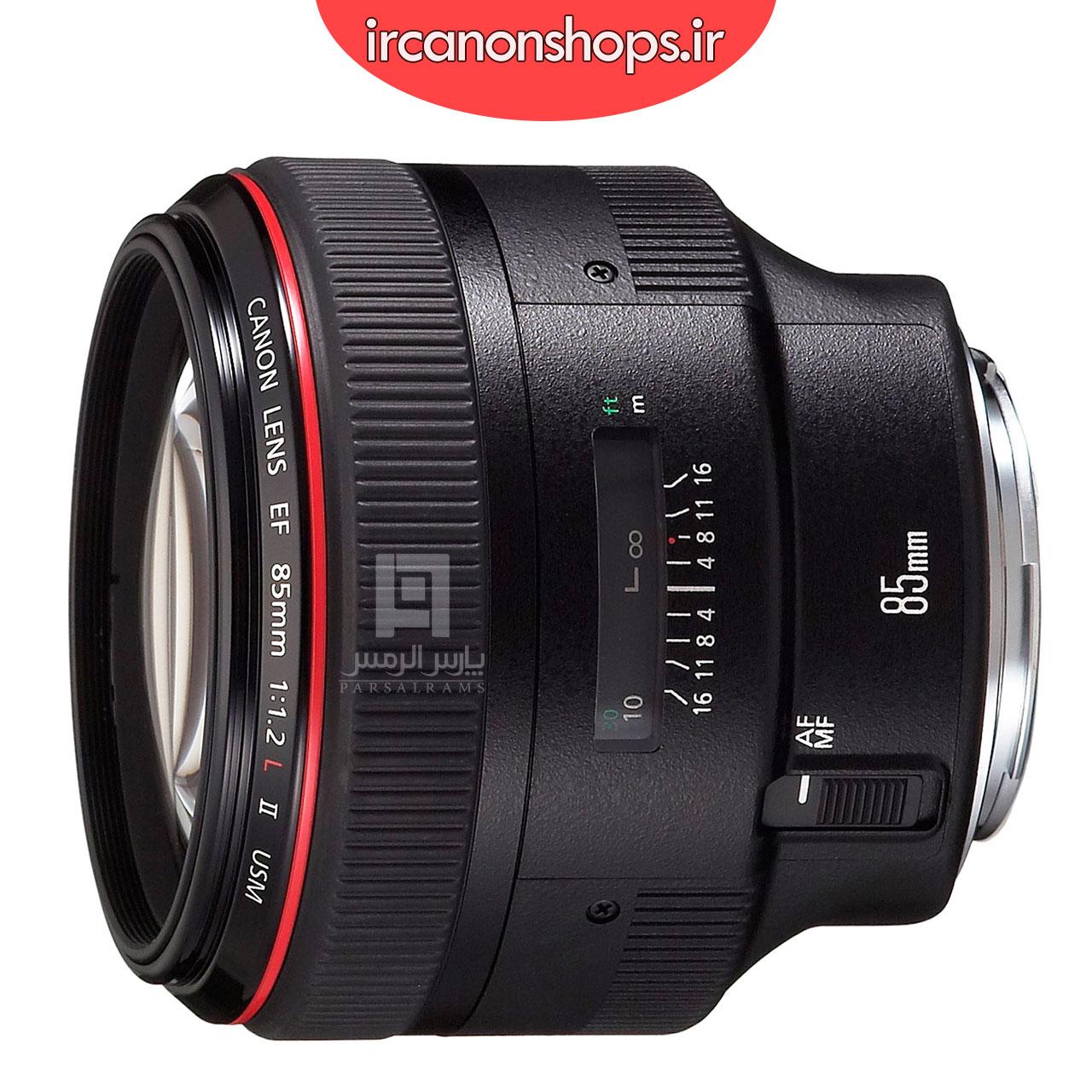 فروش لنزهای دوربین عکاسی کانن