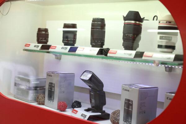 خرید دوربین های کانن با گارانتی پارس الرمس