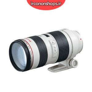 لنز دوربین عکاسی کانن