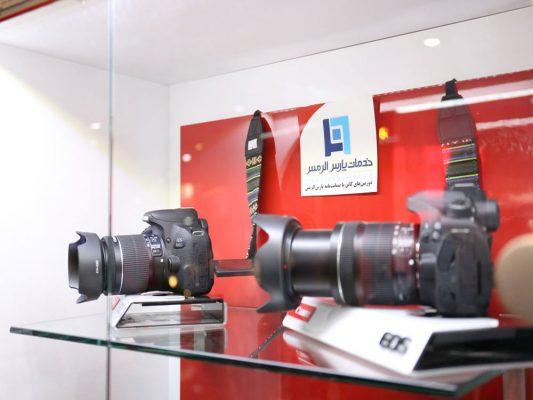 قیمت دوربین های کانن