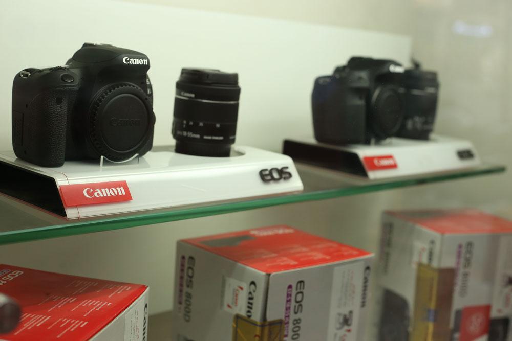 فروشگاه-دوربین-کانن